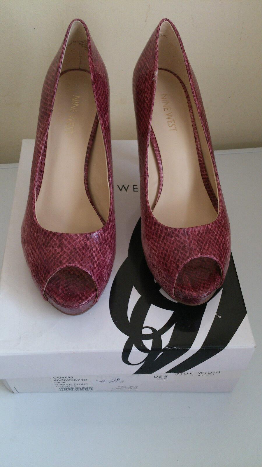 Scarpe di Pelle di Pecora Pecora di ninewest 825337