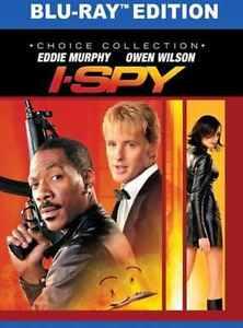 Image Is Loading I Spy Blu Ray 2002 Eddie Murphy Owen