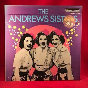 Las-Hermanas-Andrews-Andrews-Sisters-1973-Uk-Vinilo-Lp-Excelente-Estado