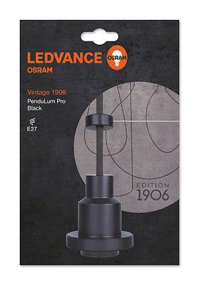 LEDVANCE Osram LEDVANCE Vintage 1906 PenduLum Pro Schwarz 4058075800649