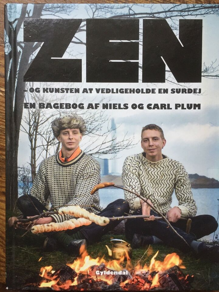 ZEN og SURDEJ - 120 s, Niels & Carl Plum - 2014, emne: mad og vin