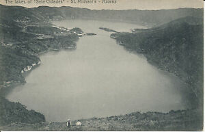 PC29794 The Lakes of Sete Cidades. St. Michaels. Azores