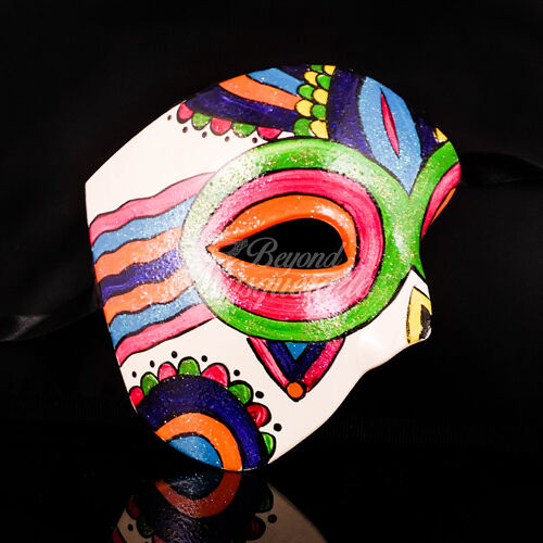 Day of the Dead Jewelry for Face, Day of the Dead Mask, Dia de los Muertos Mask