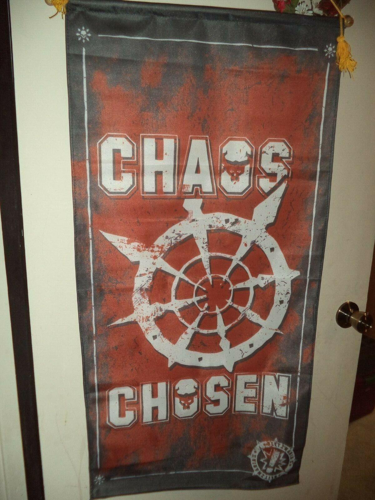 Blood Bowl Chaos elegido Parojo Scroll blitzmania II 2 Warhammer PROMO Promocional
