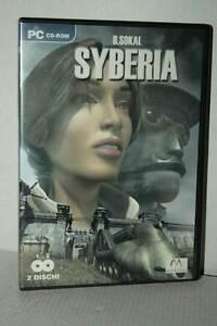 SYBERIA-GIOCO-USATO-BUONO-STATO-PC-CD-ROM-VERSIONE-ITALIANA-FR1-52537