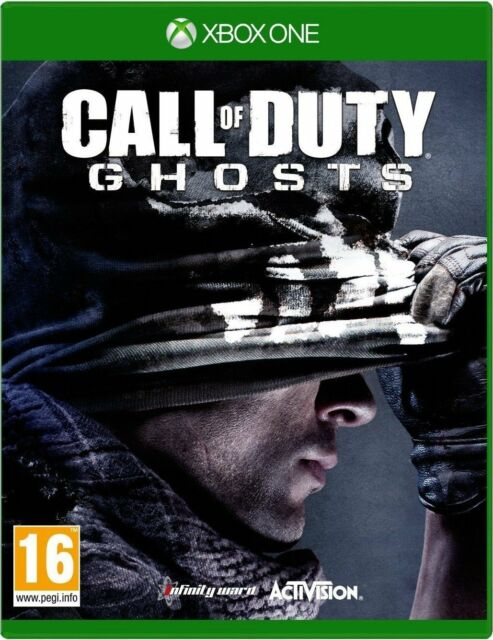 CALL OF DUTY GHOSTS XBOX ONE Game (BRAND NEW SEALED)