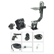 Proaim Jr. Pan Tilt Head with 12 V remote Joystick Control fr DSLR Camera Crane