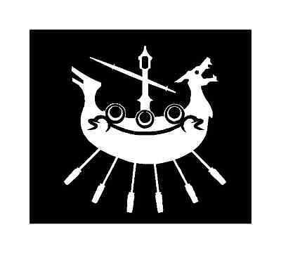 Final Fantasy XIV The Maelstrom Grand Company Limsa Lominsa Vinyl Decal Sticker