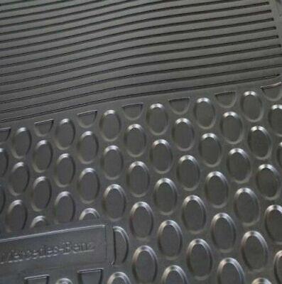 Mercedes Benz Original 2x Gummimatten W639 Facelift Viano//Vito Fahrgastraum Neu
