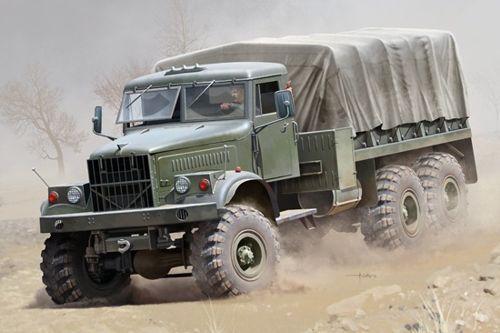 Hobby Boss 1 35 Russian KrAZ-255B