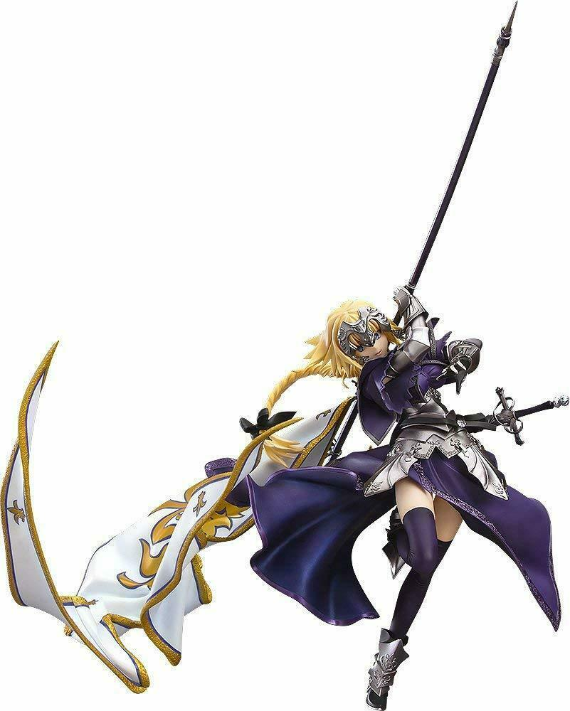 Max Factory Max Factory DESTINOApocrypha  Jeanne d'Arc 1 8 Scale cifra in PVC