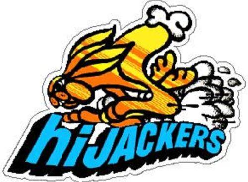 A1348 HI JACKERS VINYL STICKER