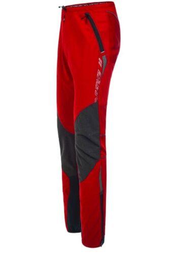 Bekleidung Montura Vertigo 2 Pants Men  elastische Kletterhose für Herren  rot  Größe S