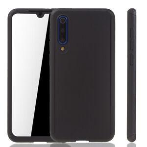 Xiaomi-Mi-9-Se-Custodia-Cover-per-Cellulare-Protettiva-Bumper-Pellicola-Nero