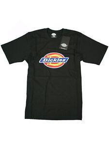 Dickies-T-Shirt-Horseshoe-Tee-0600075-Schwarz-5041
