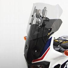 Windschild einstellbar Honda Africa Twin,windshield adjustable,pare-brise