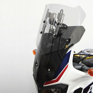 windschild einstellbar honda africa twin windshield. Black Bedroom Furniture Sets. Home Design Ideas