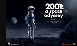 Executive-Replicas-2001-A-Space-Odyssey-1-6-CLAVIUS-Astronaut-Suit-PRE-ORDER