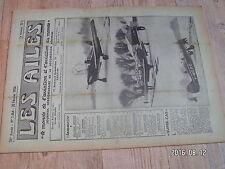 """1µ?  Revue Les Ailes """"Monde Aviation"""" n°1464 Super.Cab DACAL-105 M.D 315"""