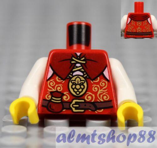 Kingdom Fantasy Minifigure Body Parts PICK YOUR STYLE Torsos CASTLE LEGO