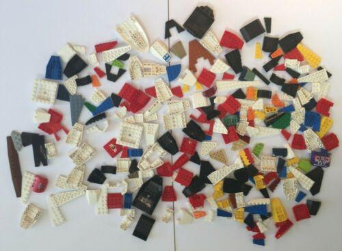 LEGO 20 X rundsteine élevé 2x2x1 Croix Transparent Neon Vert Circular Brick 3941