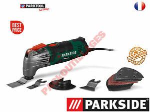 PARKSIDE® Outil multifonction PMFW 310 D2, 310 W à Oscillation 310W FR