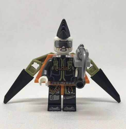 NEW LEGO Jet Jack with jet pack Ninjago 70653 Minifigure Mini Figure