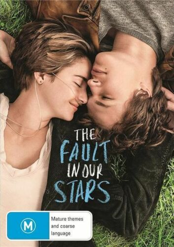 1 of 1 - The Fault In Our Stars : NEW DVD
