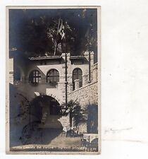 C004396  TENNO  RIVA   CASCATA  DEL  VARONE  INGRESSO PRINCIPALE  VG  1924