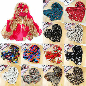 Warm-Lady-Women-Fashion-Chiffon-Soft-Scarf-Shawl-Neck-Wrap-Headscarf-Stole-Gift