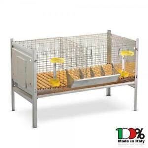 Cage à Lapin Lapin Fatlipper Cm.   102x51x65h,