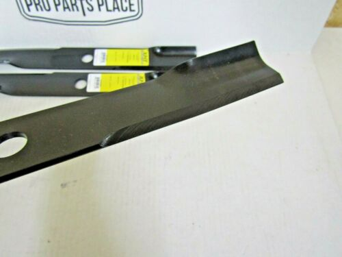 3 USA MADE XHT BLADES SNAPPER SIMPLICITY 1759055 1759055YP HIGH LIFT ZT2348T 48/""