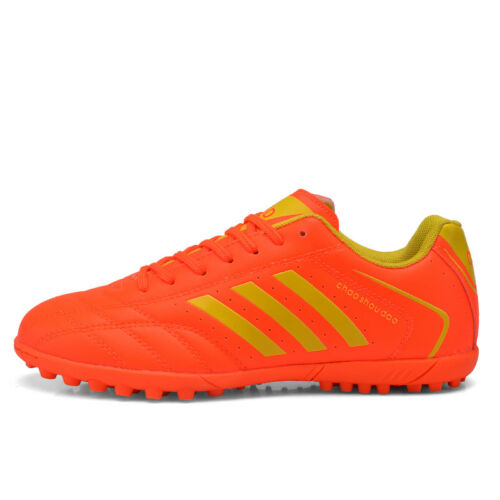 Men Kids Soccer Shoes Indoor Fashion Football Cleats Trainers Sneakers Athletic
