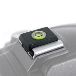 Sony Alpha Minolta Blitzschuhabdeckung Wasserwaage Waage Blitzschuh Abdeckung