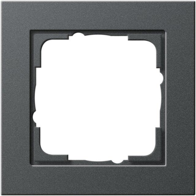GIRA E2 System 55 Anthrazit Schalter Steckdose Einsätze - Auswahl nach Wunsch