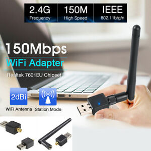 150Mbps-USB-WiFi-Adapter-Dongle-Card-Wireless-Network-Laptop-Desktop-PC-Antenna