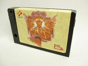 MSX-USAS-Msx2-Konami-Cartridge-only-Import-Japan-Video-Game-msx