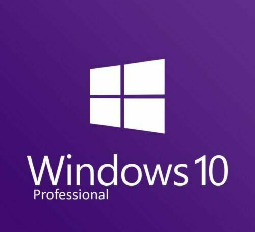 Microsoft Windows 10 Professional Product Key Vollversion 32&64 Bit Win 10 Pro