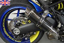 KAWASAKI Z1000 07-08-09 SP Engineering de Carbono Moto GP Xtreme tubos de escape