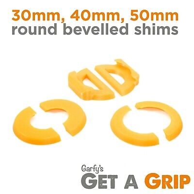 Upgrade Pack Square 20mm and 25mm Base Shims for Garfy/'s Get-a-Grip