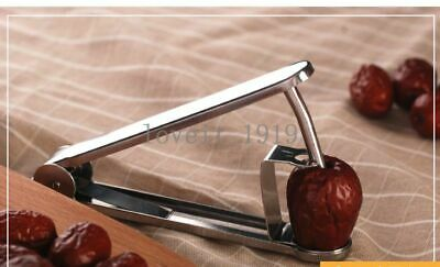 Pitter Stone Twist Fruit Core Seed Apple Pear Corer Remover Pit Kitchen Tool