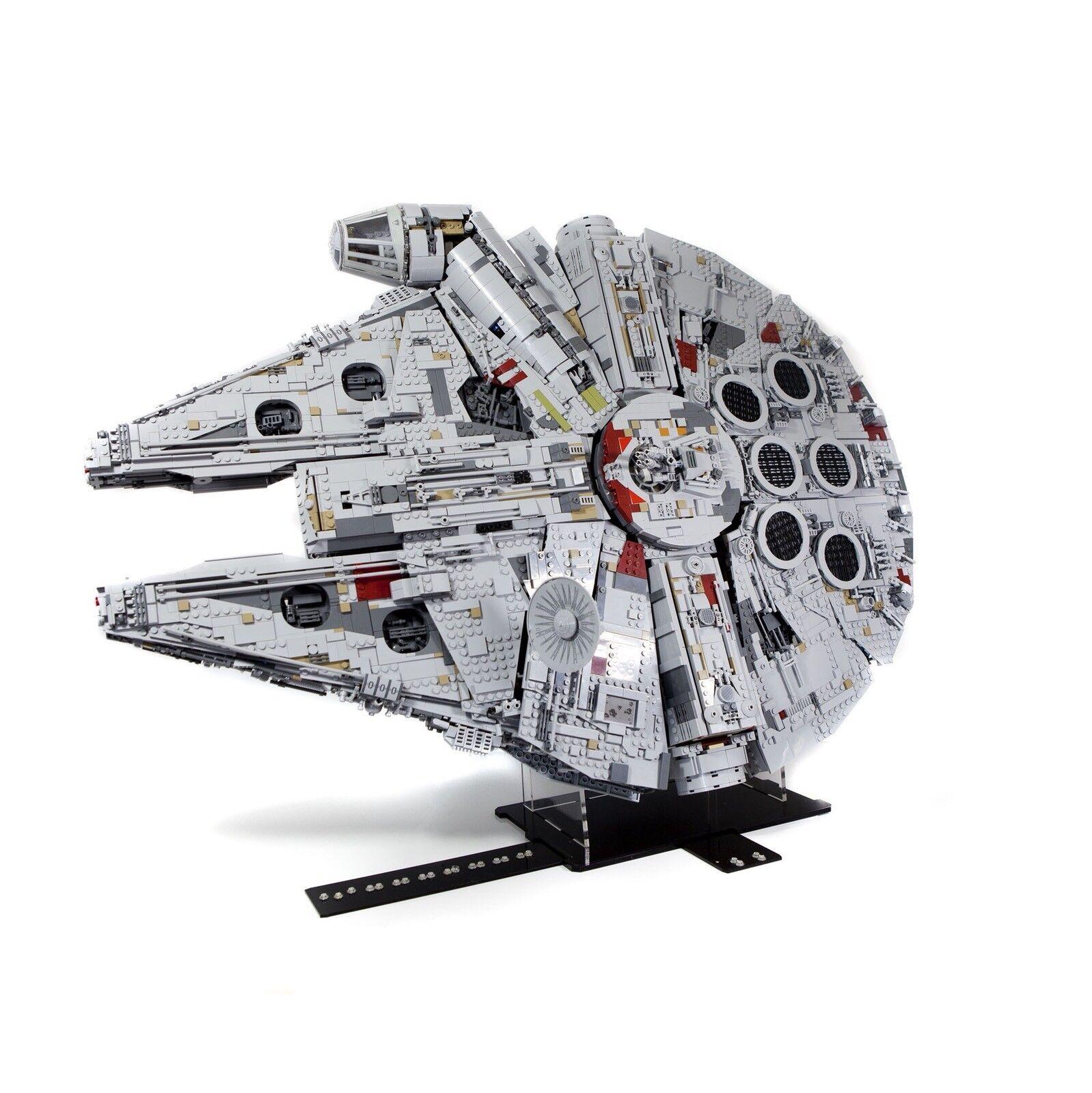 UCS Millennium Falcon Acrylique Présentoir Pour Lego modèle 75192