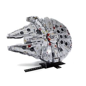 UCS-Millennium-Falcon-Acrylic-Display-Stand-for-LEGO-Star-Wars-75192-amp-10179