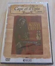 44015//LE COMTE DE MONTE CHRISTO 2 EME EPOQUE DVD  EN TBE
