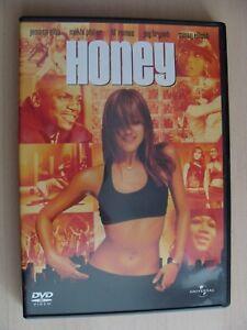 Honey-DVD-gebraucht-Tanzfilm-Musik-Jessica-Alba-Missy-Elliott-Drama-Tanzen-CAROL