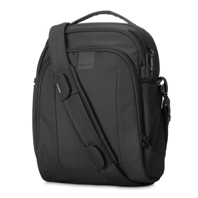 Pacsafe Metrosafe Ls250 Shoulder Bag (Black)