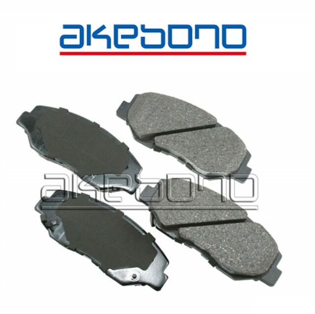 Front Disc Brake Pads Akebono ProACT ACT914 For Acura ILX