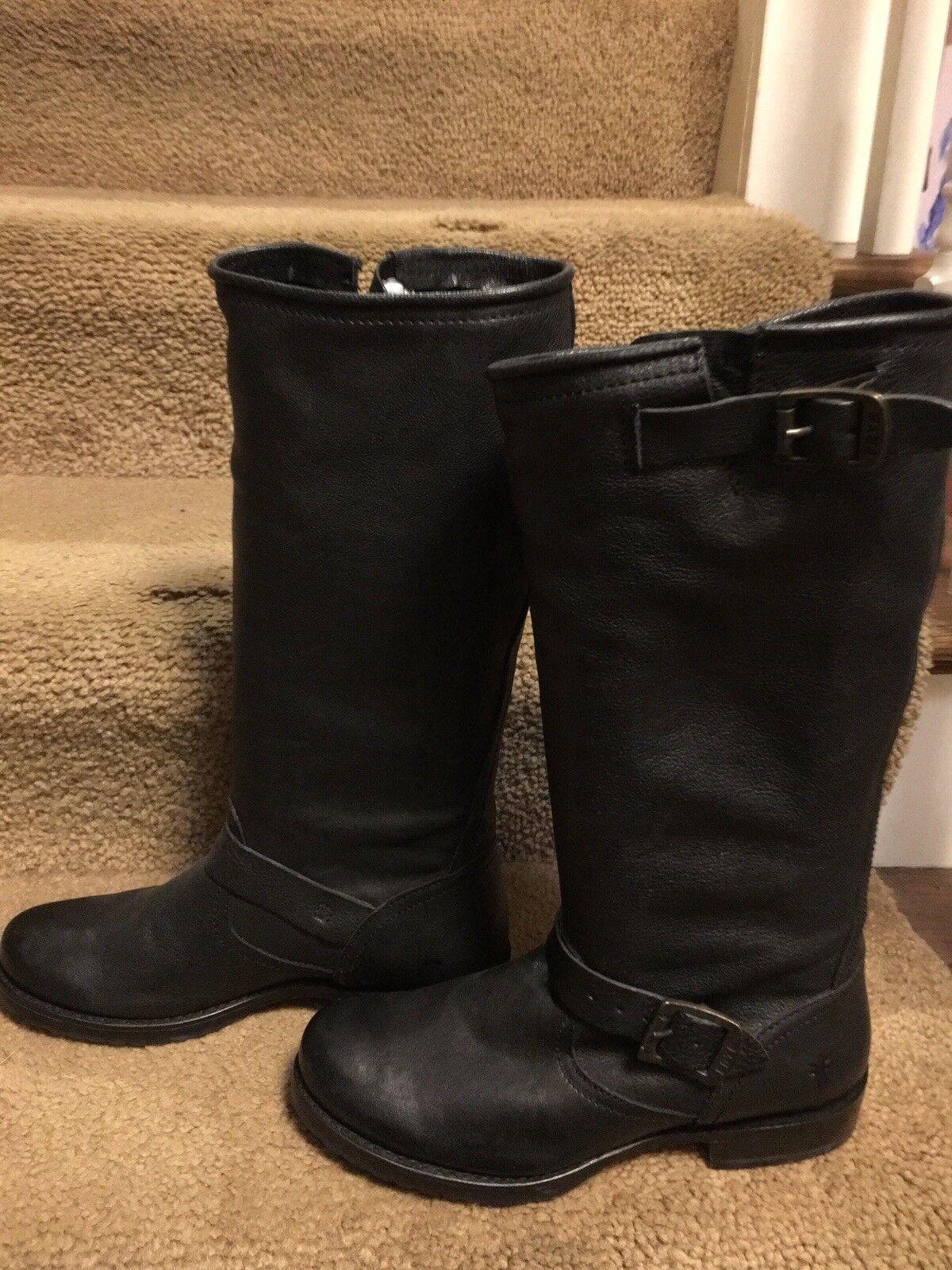 fino al 60% di sconto donna frye leather leather leather stivali Dimensione 8  di moda