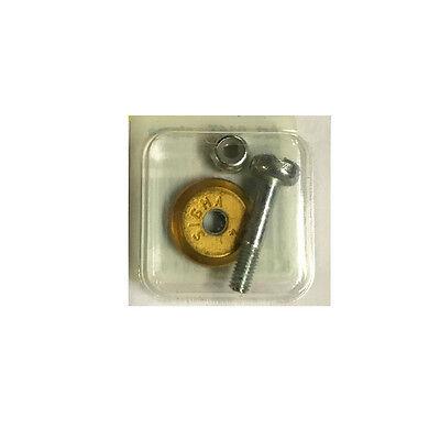 rotella in titanio Sigma 14T 12 mm