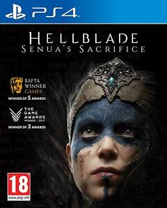 Hellblade-Senua-039-s-Sacrifice-PS4-New-amp-Sealed